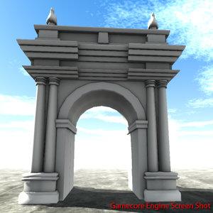 archway arch max
