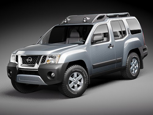 Nissan Xterra Suv Model