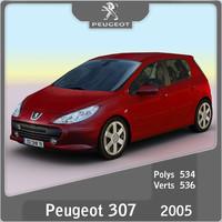 2005 Peugeot 307