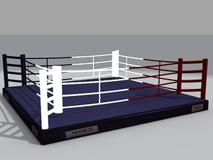 3d gym equipment model