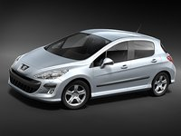 Peugeot 308 midpoly