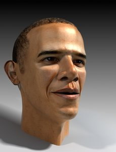 obama face 3ds