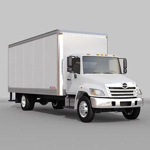 truck box hino max