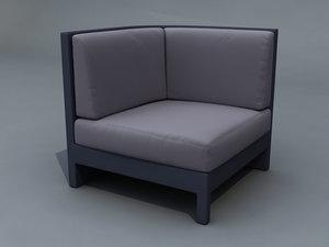 gloster-horizon 704 deep seating 3d ma
