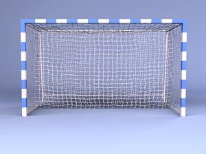 3ds handball goal