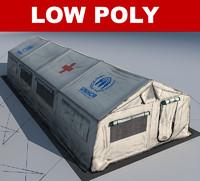 Hospital Tent 01