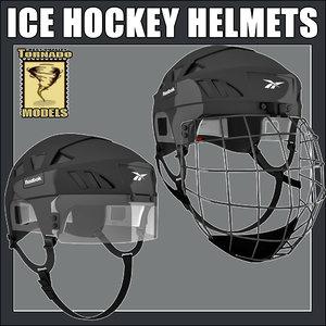 max ice hockey helmets -