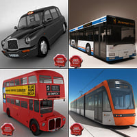 lwo london vehicles v2
