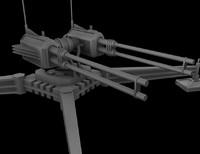 machine gun 3ds