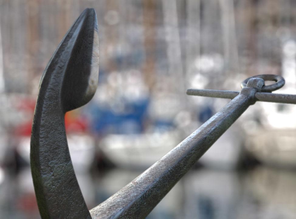 anchor 3d fbx