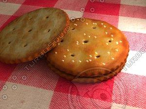 3ds max ritz cookies