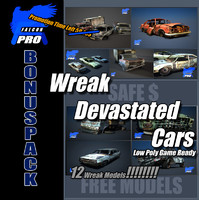 Wreak Car Collection 2010