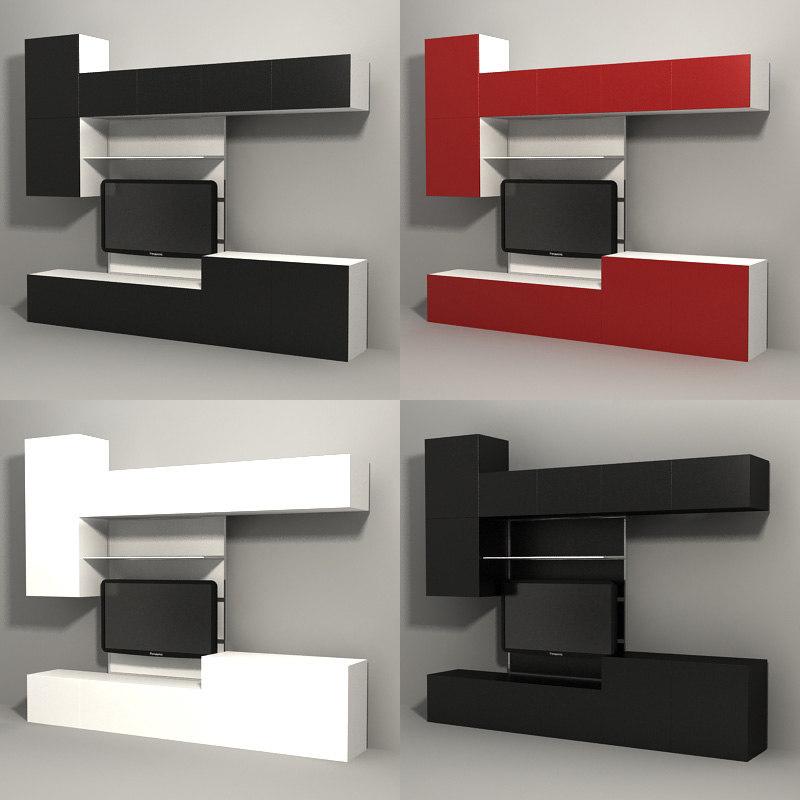 3dsmax Ikea Besta