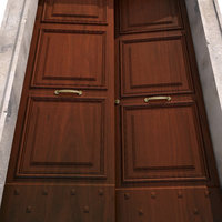doorway door 3d max