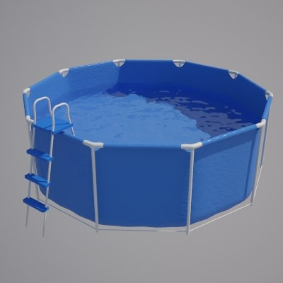 swimming pool 3ds