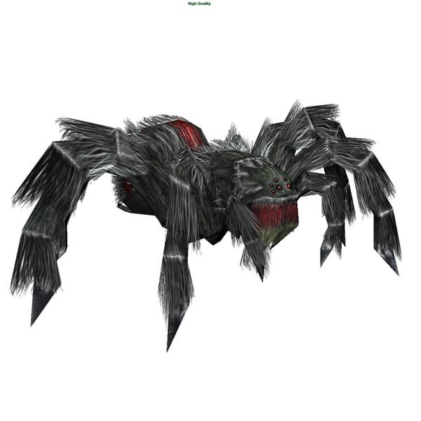 maya spider arachnoid
