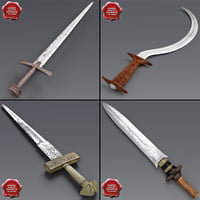 African Swords Collection