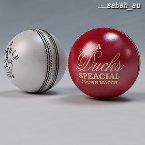 balls standard 3d model