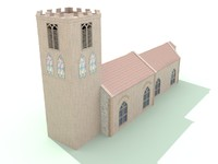st peter church 3d 3ds
