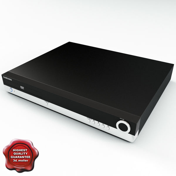 3ds max dvd player samsung