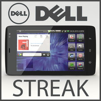 Dell Streak Tablet Computer PDA