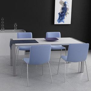 dining room interior 02d 3d 3ds