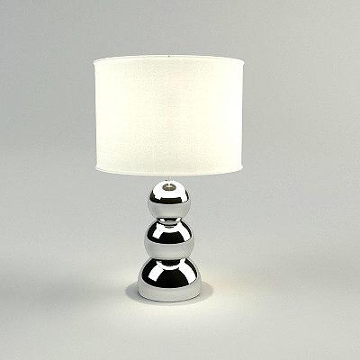 table lamp materials max