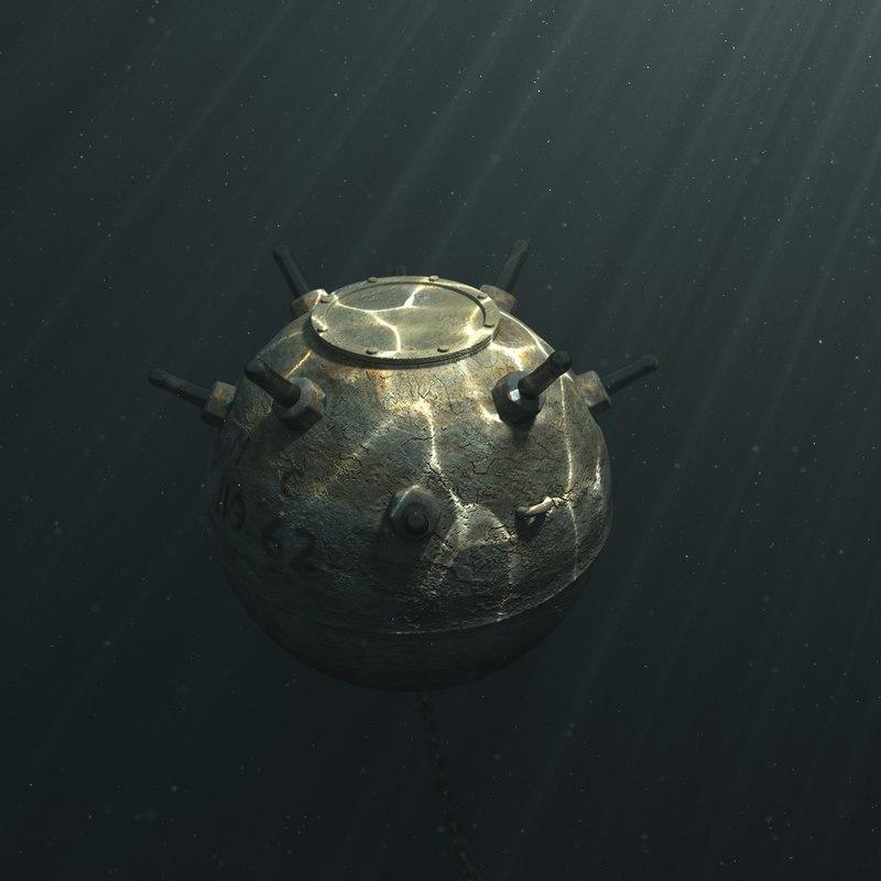 submarine 3d 3ds