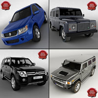SUVs Collection V6