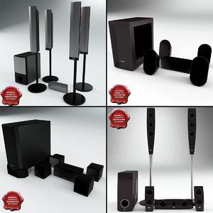 speaker systems v2 3ds