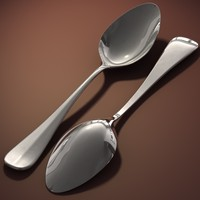 tablespoon spoon 3ds