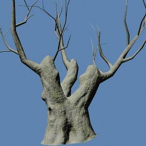 tree dry 1 obj free