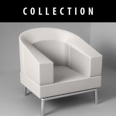 obj lounge chair