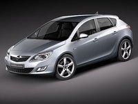 Opel Astra IV 5door