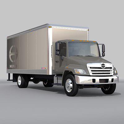 max box truck