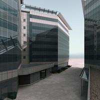 Modern Building 005