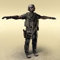 3d delta force operator