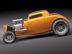 3d 1934 34 hot model