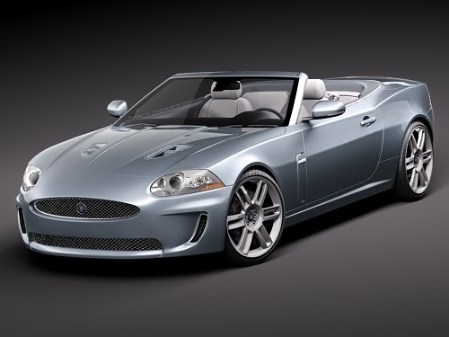 3d max xkr xk r sport coupe