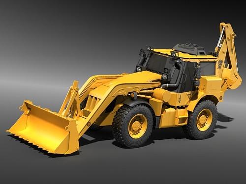 excavator extractor caterpilar max