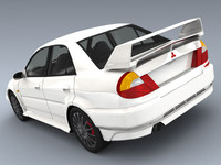 Mitsubishi Lancer Evo VI (1999)
