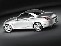 3d lexus sc430 model