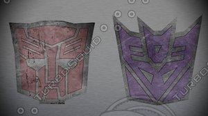 free transformers wallpaper 3d model