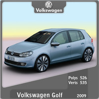 2009 VW Golf VI