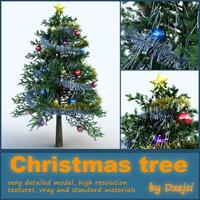 Christmas tree # 1
