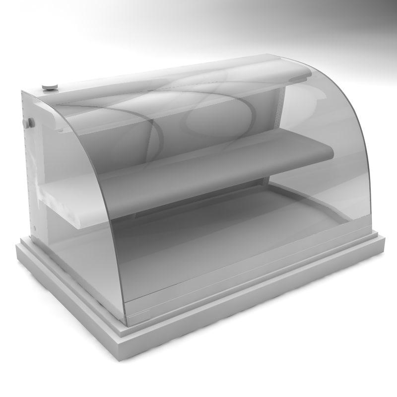 3d model estufa