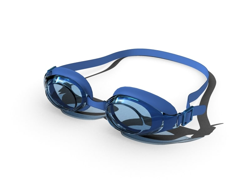 swimming goggles 3ds