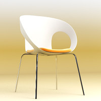 3ds max chair interior animations