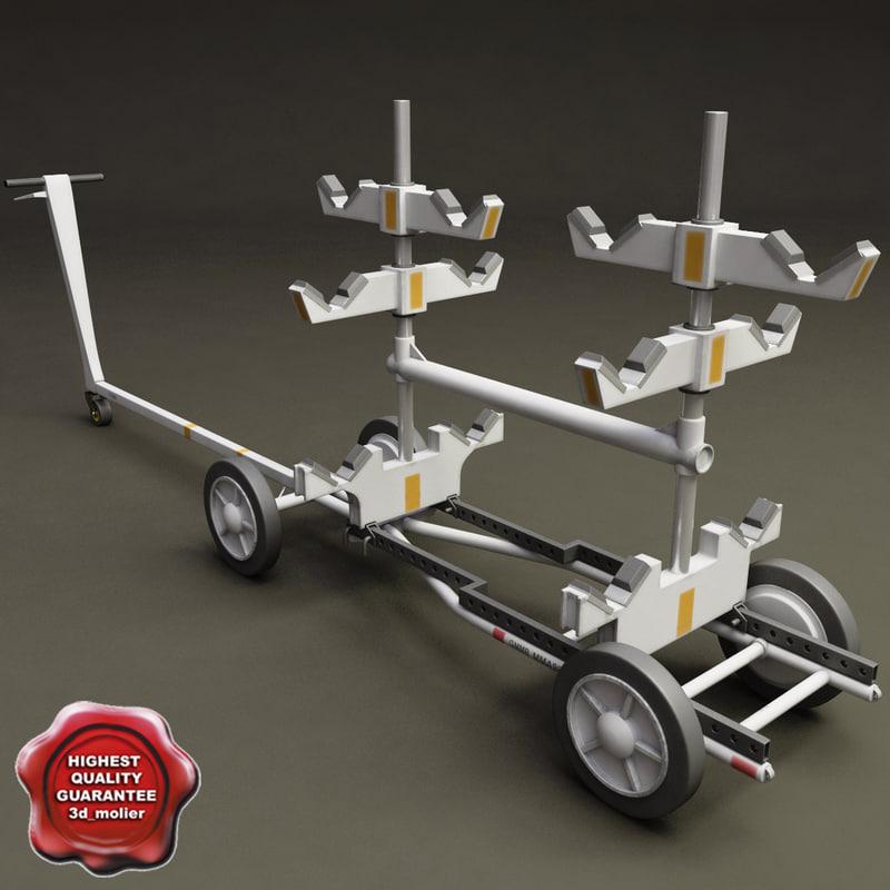 3ds max bomb cart v3