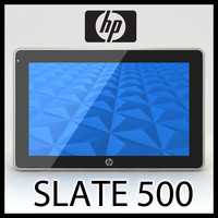 hp slate 500 3d 3ds